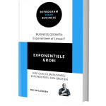Business-Growth-Exponentiele Groei