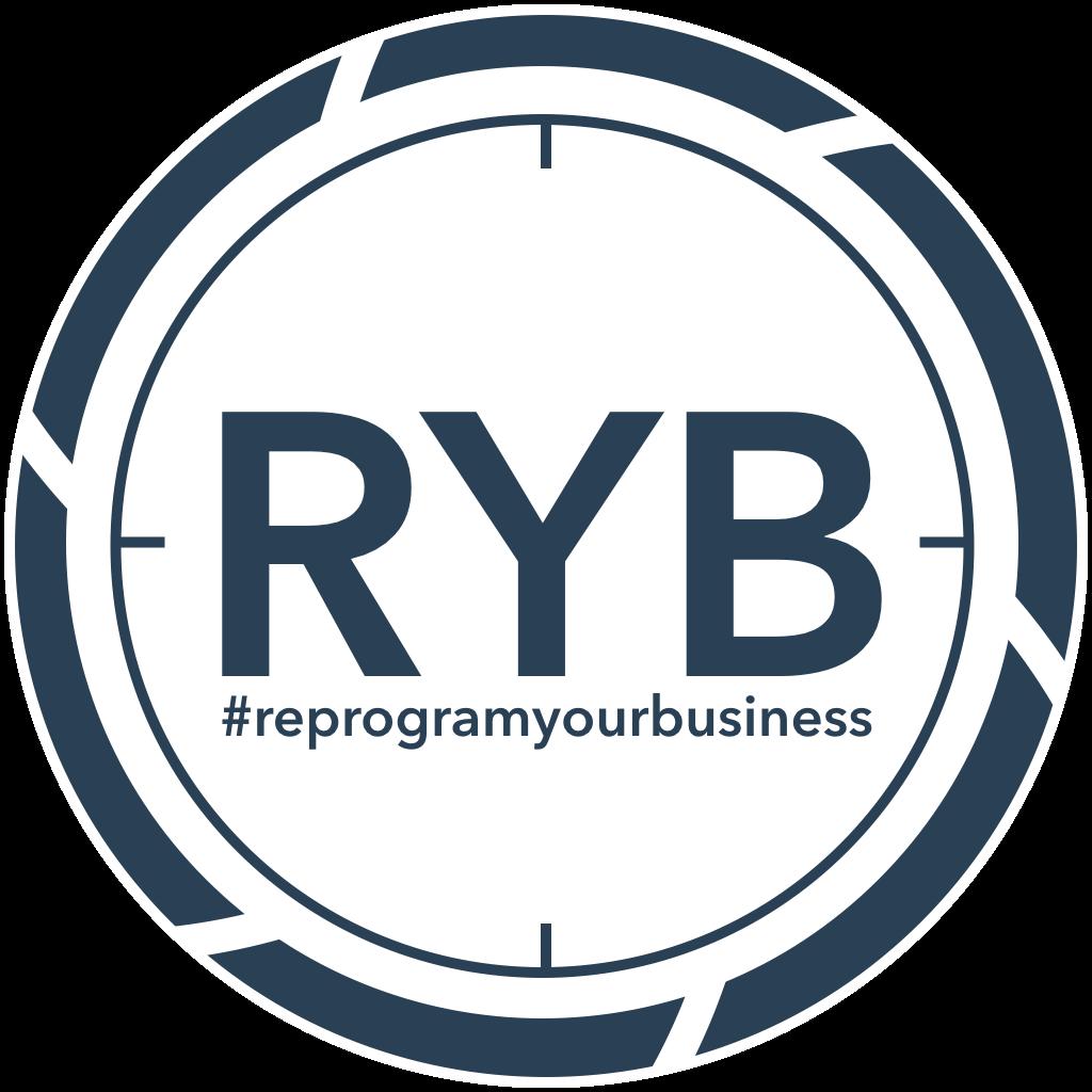 Logo Reprogram Your Business